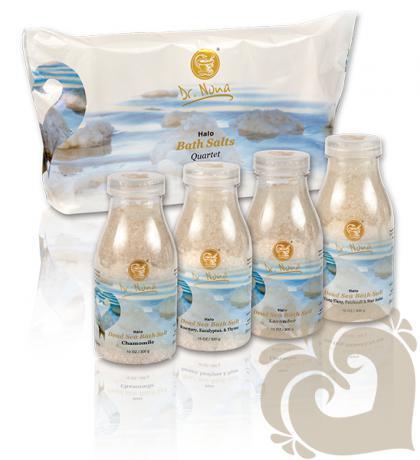 Купить морскую соль для ванной Мертвое Море